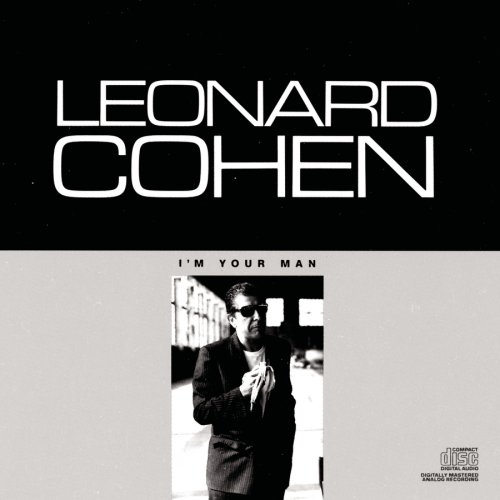 Leonard Cohen I Can't Forget cover art