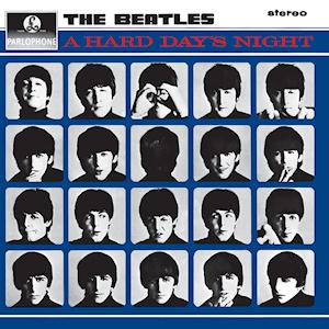 The Beatles Can't Buy Me Love cover art