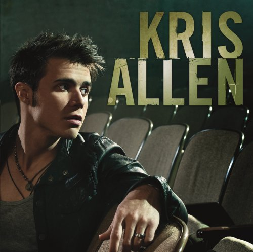 Kris Allen Live Like We're Dying cover art