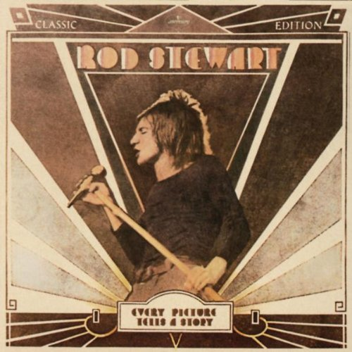 Rod Stewart Mandolin Wind cover art