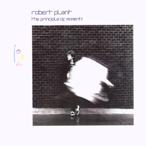 Robert Plant Big Log cover art