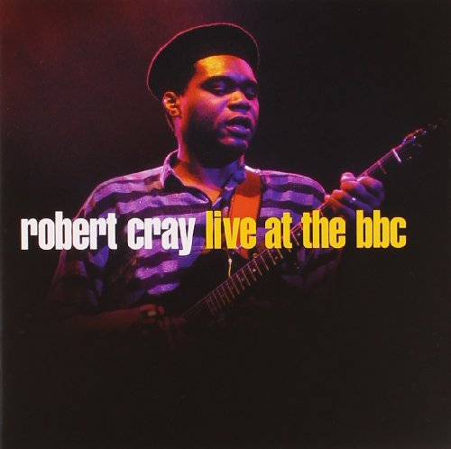 Robert Cray Don't Be Afraid Of The Dark cover art