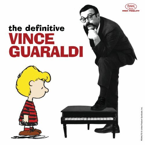 Vince Guaraldi Charlie Brown Theme cover art
