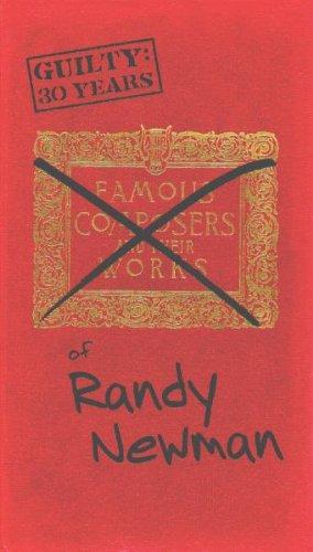 Randy Newman I Will Go Sailing No More cover art