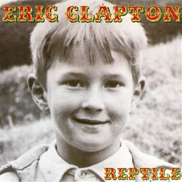 Eric Clapton Superman Inside cover art