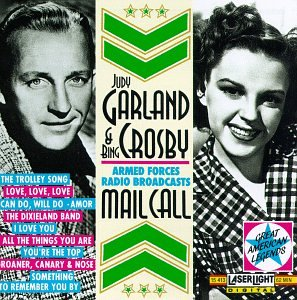 Judy Garland The Trolley Song cover art