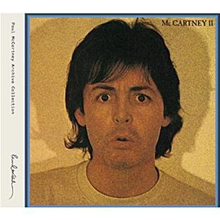 Paul McCartney Coming Up cover art