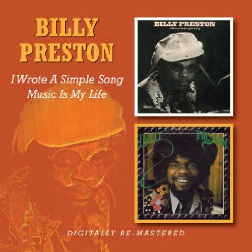 Billy Preston Will It Go Round In Circles cover art
