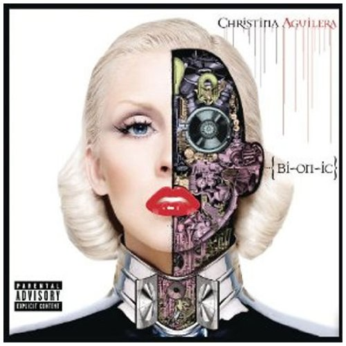 Christina Aguilera Lift Me Up cover art