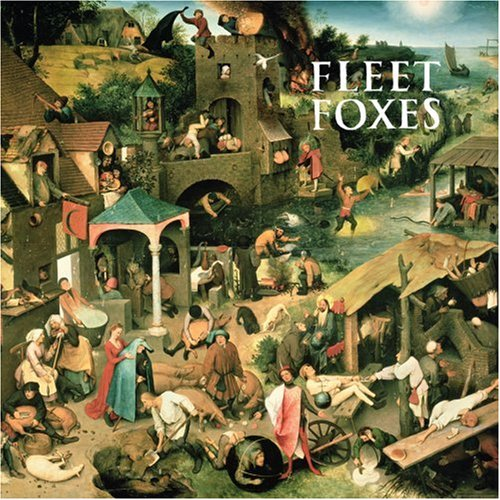 Fleet Foxes Drops In The River cover art