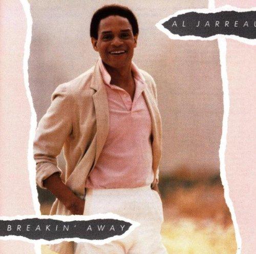 Al Jarreau Breakin' Away cover art