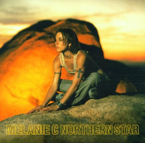 Melanie C Be The One cover art