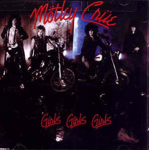 Motley Crue Wild Side cover art