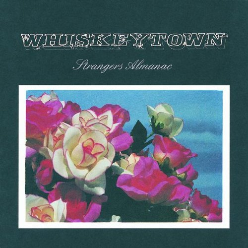 Whiskeytown 16 Days cover art