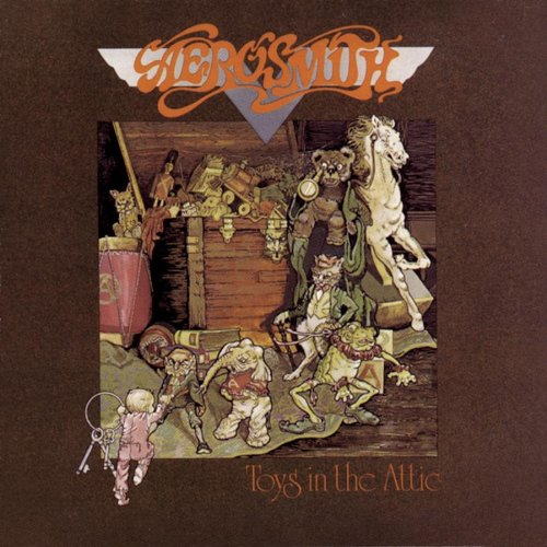 Aerosmith Walk This Way cover art
