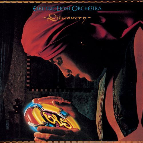 Electric Light Orchestra Don't Bring Me Down cover art