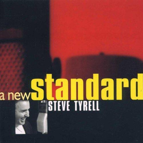 Steve Tyrell I've Got The World On A String cover art