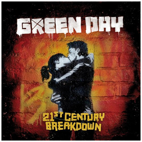 Green Day East Jesus Nowhere cover art