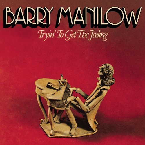 Barry Manilow I Write The Songs cover art