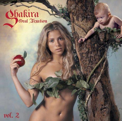 Shakira Illegal cover art