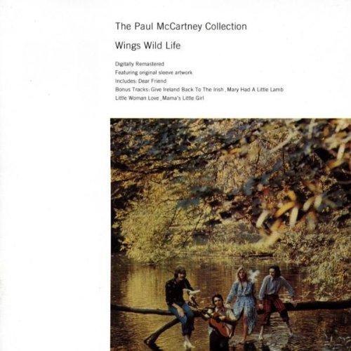Paul McCartney & Wings Bip Bop cover art