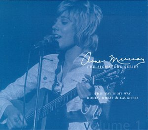 Anne Murray Snowbird cover art