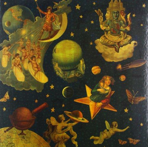 The Smashing Pumpkins Tonight, Tonight cover art