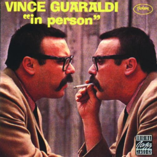 Vince Guaraldi Freeway cover art