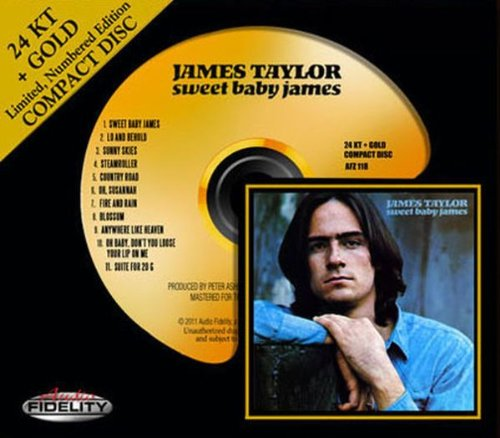 James Taylor Steam Roller cover art