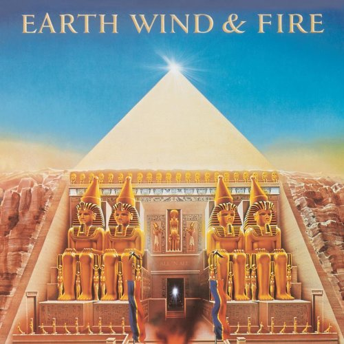 Earth, Wind & Fire Love's Holiday cover art