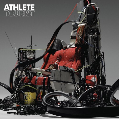 Athlete Half Light cover art