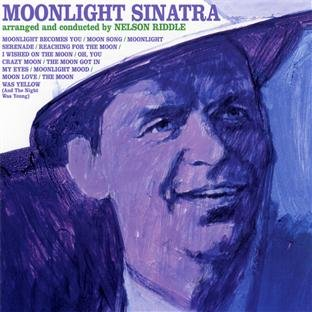 Frank Sinatra Moonlight Serenade cover art