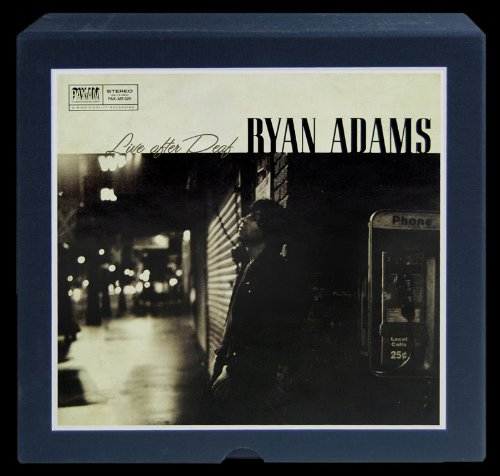 Ryan Adams 16 Days cover art