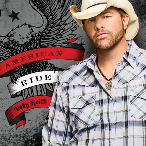 Toby Keith American Ride cover art