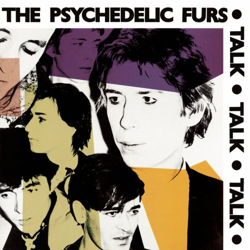 The Psychedelic Furs Pretty In Pink cover art