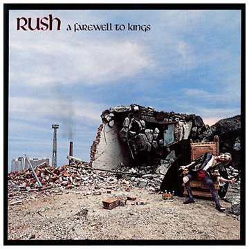 Rush Closer To The Heart cover art