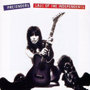The Pretenders I'll Stand By You cover art