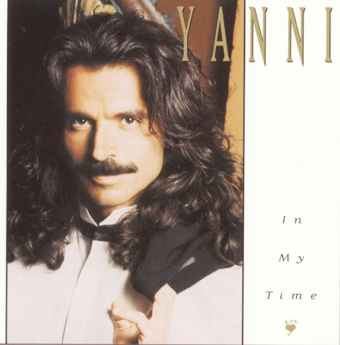 Yanni One Man's Dream cover art