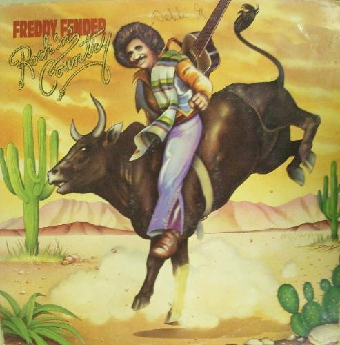 Freddy Fender Vaya Con Dios (May God Be With You) cover art
