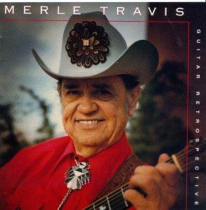 Merle Travis El Rancho Grande cover art