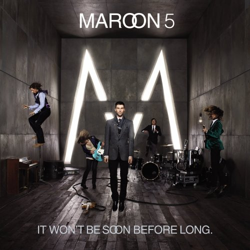 Maroon 5 Not Falling Apart cover art