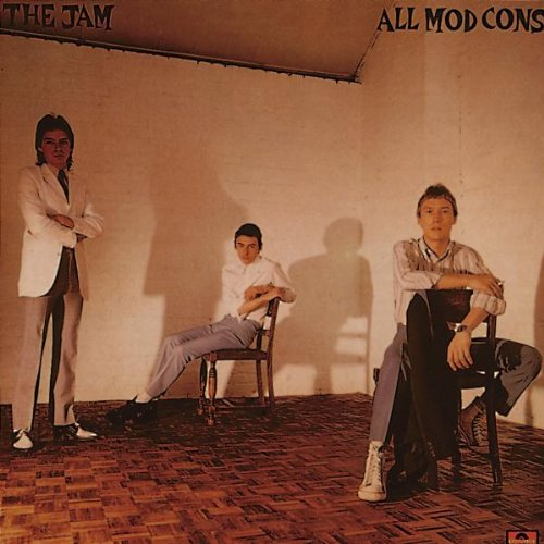 The Jam Down In The Tube Station At Midnight cover art