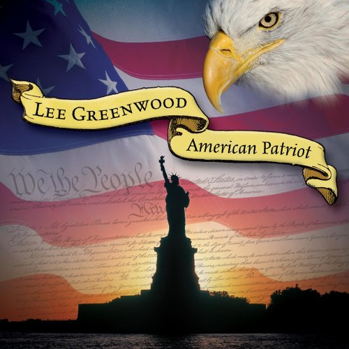 Lee Greenwood Dixie cover art