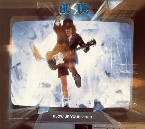 AC/DC Heatseeker cover art