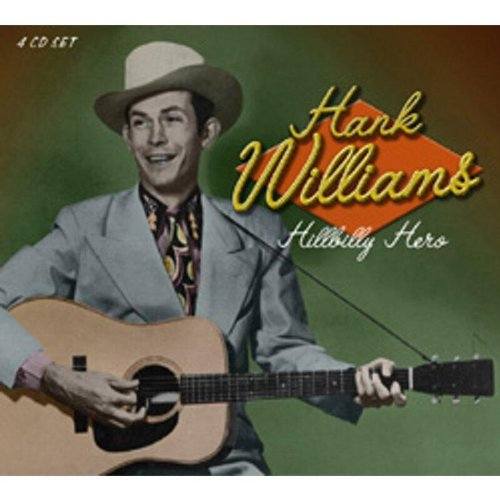 Hank Williams Long Gone Lonesome Blues cover art