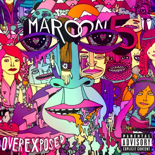 Maroon 5 One More Night cover art