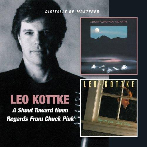 Leo Kottke Little Martha cover art