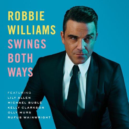Robbie Williams Go Gentle cover art