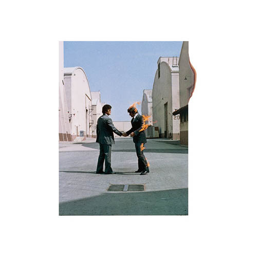Pink Floyd Welcome To The Machine cover art