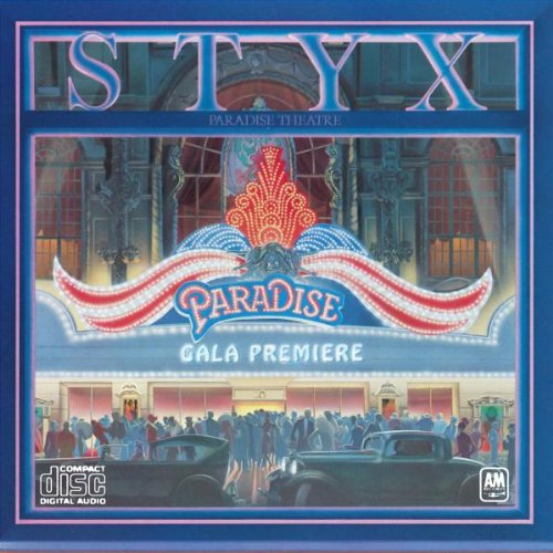 Styx The Best Of Times cover art